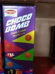 Choco Bomb Biscuit