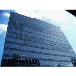 Toughened Glass Aluminium Structural Glazing Service