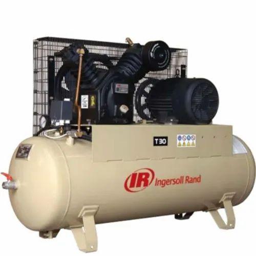 5 Hp Ingersoll Rand Reciprocating Air Compressor
