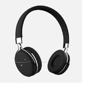 Portronics Muffs Pro Muffs Pro Wireless Headset With Micro USB Port