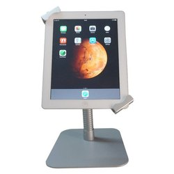 Silver Universal Tablet Stand