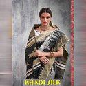 Rajtex Khadi Silk Saree