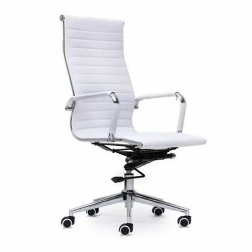 All Steel Single Cushion Chair At Rs 6200 Piece Office Chairs Id 21564735588