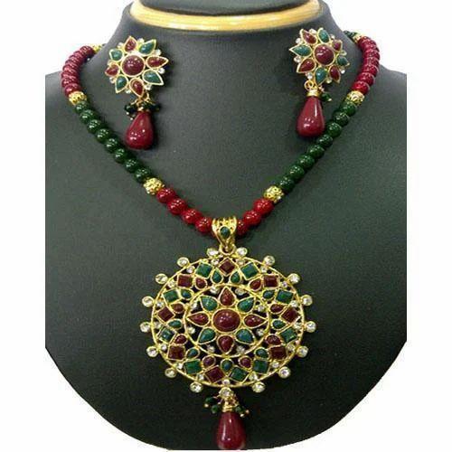 418b9d1752 Artificial Fancy Jewellery at Rs 1500 /set | Nanganallur Lakshmi ...