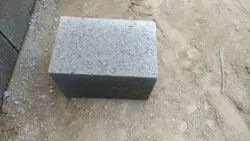 Solid Rectangular Concrete Blocks 8 Inch, For Side Walls, Size: 12 x 8 x 8
