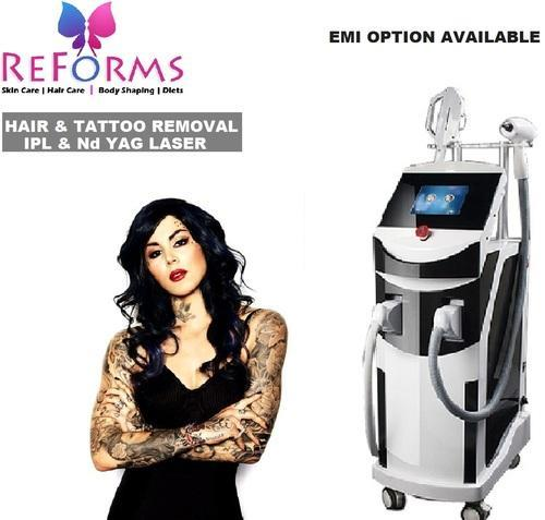 TATTOO REMOVAL MACHINE, Usage/Application: Professional