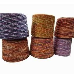 Super Bright Multicolored Dyed Yarn