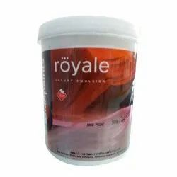 Asian Paints Royale Luxury Emulsion Paint, Packaging Size: 900 mL, Packaging Type: Bucket