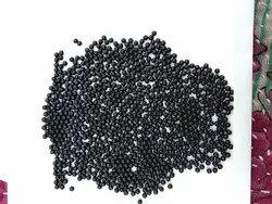 Inter Mix Glass Beads Black