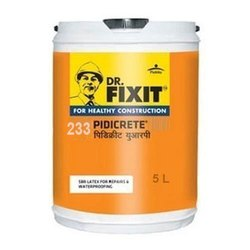 5 L Dr Fixit 233 Pidicrete Waterproofing Chemical