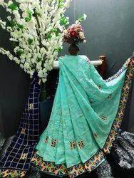 Richa Fashion World Vichitra Designer Saree