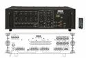 Tza-4000dpm Pa Mixer Amplifiers With Digital Player