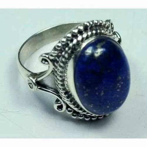 Sterling Silver Stone Rings