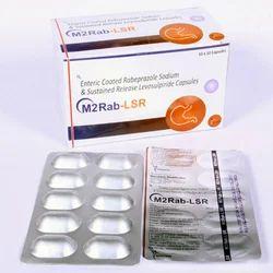 Rabeprazole Sodium & Sustained Release Levosulpiride Capsules