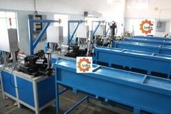 Chain Link Jali Machine