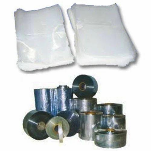 PVC Heat Shrink Bags/Roll/Sleeves