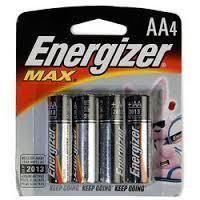 Energizer AA Alkaline Battery