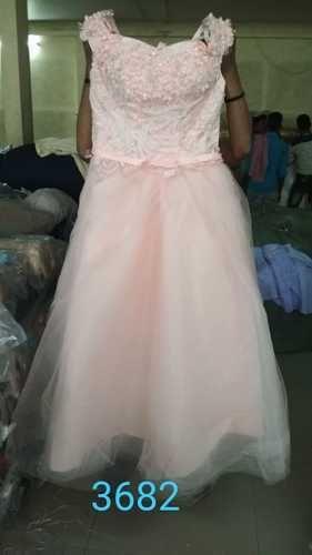 Designer Party Wear Bridal Gowns दलहन क जड