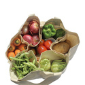 Multi Pouch Grocery Bag