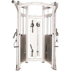 Gamma Fitness Commercial Functional Trainer Machine (half Coverd)