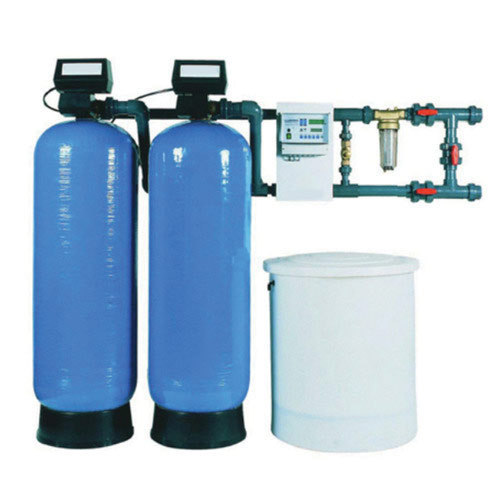 Ss And Frp Automatic Water Softening System