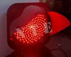 Solar Traffic Signal Blinker Set