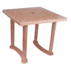 Prime Plastic Square Dining Table