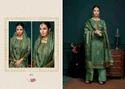 Green Kota Designer Palazzo Suit
