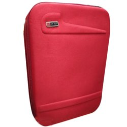 Polyester Red Travel Bag