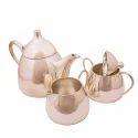 Serving Set Silver Plated Tea Pot Set