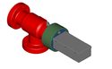 Hydraulically Actuated Drilling Chokes