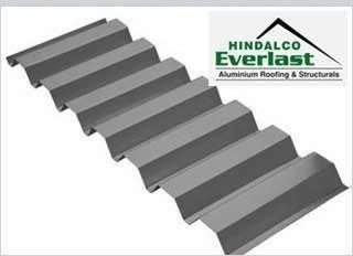 hindalco aluminium roofing sheet