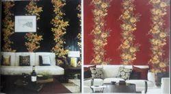 Vinyl Room Wallpaper