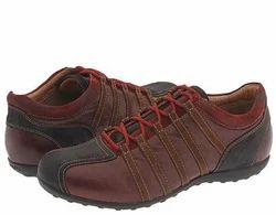 Women's Dance Sneakers / Ballroom Shoes Leather / Fabric Sneaker Chunky Heel Non Customizable Dance