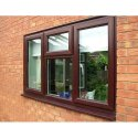 Rectangular Upvc Combination Window For Residential