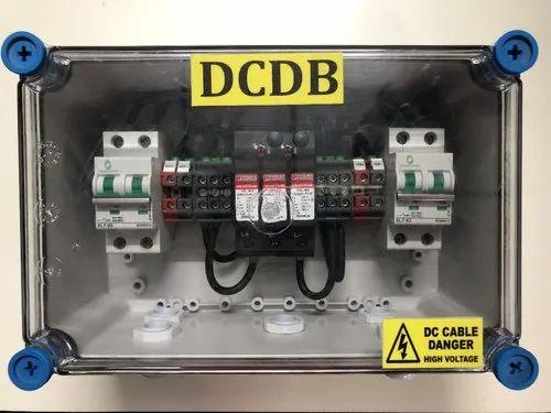 Solar DCDB