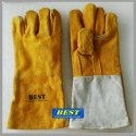 Best Yellow Leather Hand Gloves