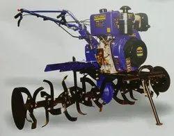 KisanKraft 11 Tynes Intercultivator (FB-IC-409D), Working Width: 80-135 Cm