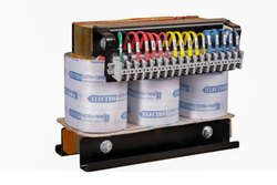 Able Two Phase Buck Boost Transformer, For Industrial, 280 V