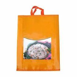 Printed Laminated Woven Sack Bag