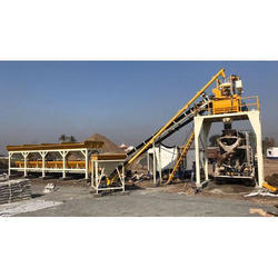 Ready Mix Concrete Plant at Best Price in India