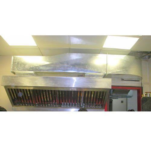 Kitchen Hood Exhaust System, Kitchen Exhaust System - Laxmi Udyog ...