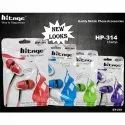 Mobile Hp 314 Hitage Earphone