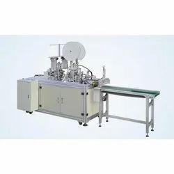 Automatic Single Spot Earloop Welding Machine