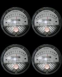 Sensocon Usa Differential Pressure Gauge 0 To 25 Mm Wc
