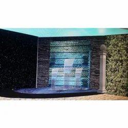 Sheet Waterfalls Fountain