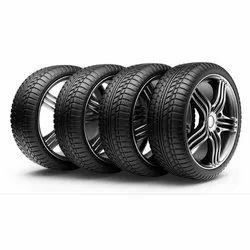 Rubber Nylon Car Tyre