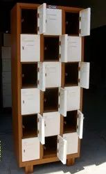 Safeage Cabinet with 18 Lockers