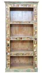 Liberty Reclaimed Timber Bookcase Large