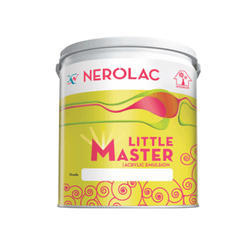 Nerolac Little Master Paint, Packaging Size: 1 L